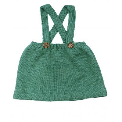 CINDERELLA DARK GREEN DRESS