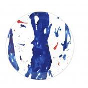 BLUE ART KOLEKSİYONU 4'LÜ BÜYÜK TABAK SETİ